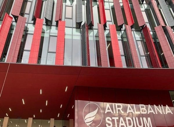 Air Albania Stadium - IR Real Estate