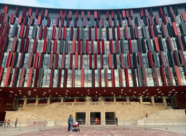 Air Albania Stadium - IR Real Estate