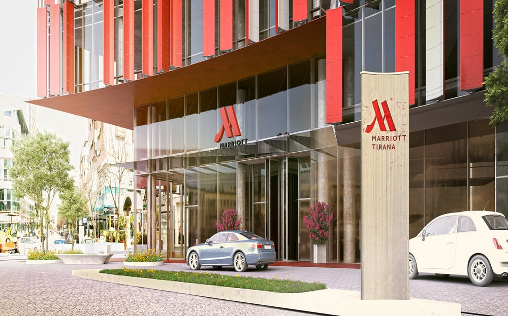 Marriott International Hotels in Tirana 1