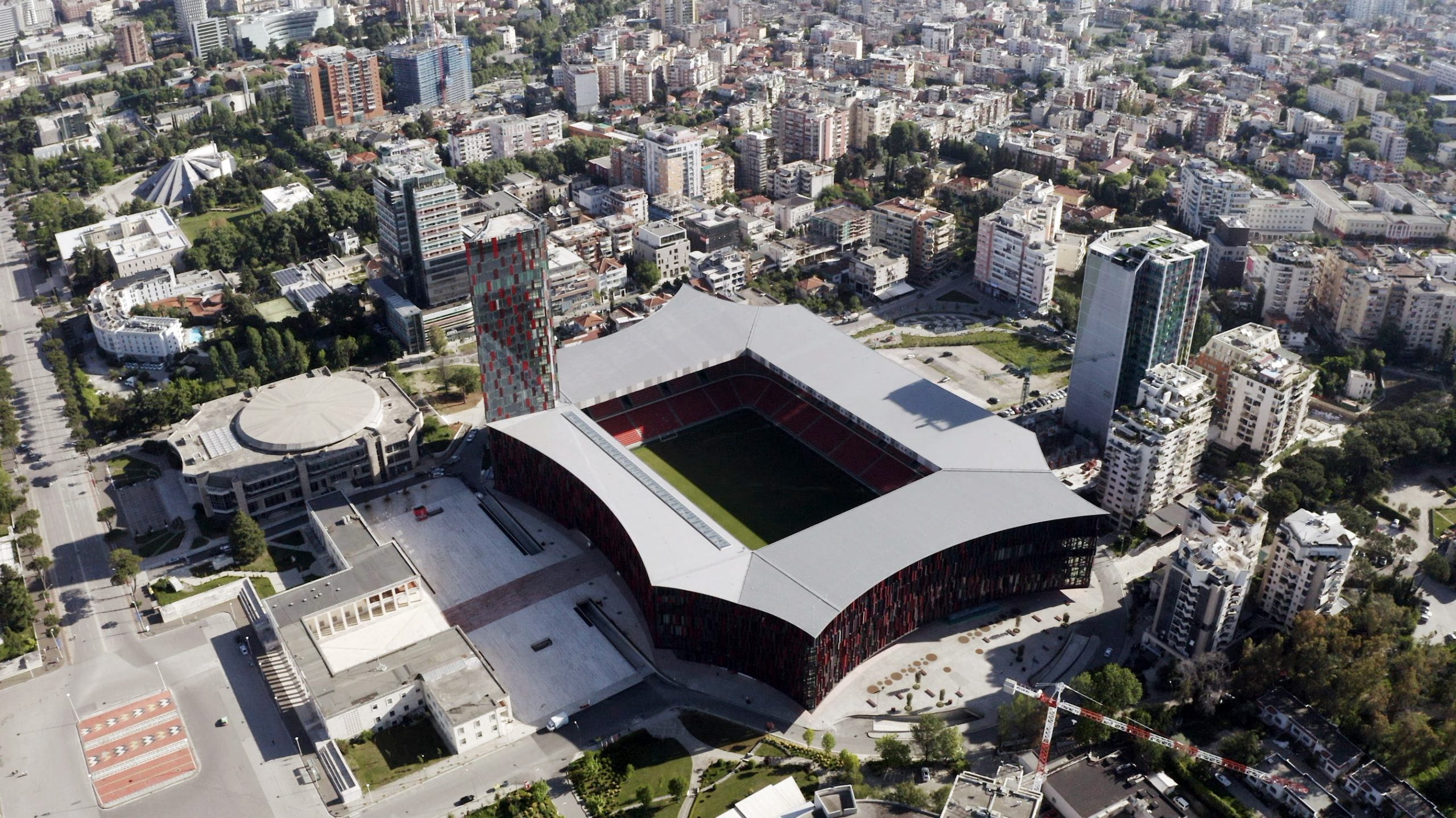 Arena Center - IR Real Estate