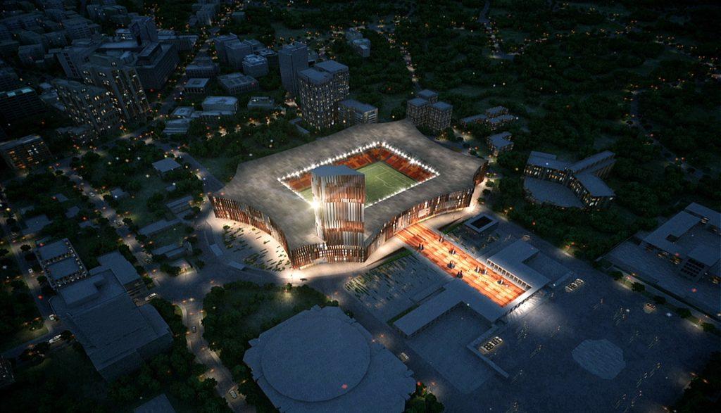 Arena Kombetare IR Real Estate 4